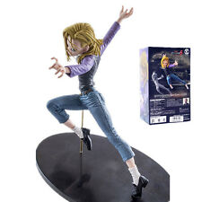 DRAGON BALL ANDROID Nº 18  SCULTURES COLOSSEUM 15 CM BANPRESTO  FIGURE  PVC NEW
