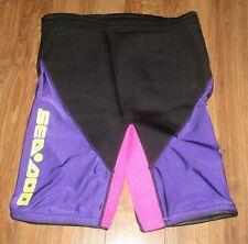 Sea-Doo Men's XL Neoprene & Nylon Riding Shorts CA#28395 XL New Without Tags