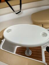 Boat Table with Pedestal