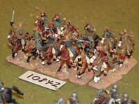 25mm dark ages / hun - cavalry 12 cavalry - cav (10842)