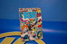 Comic underground Comic BENT nº 1-americano en ingles -1971-buen estado