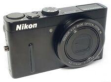 Nikon COOLPIX P300 12.7MP Digital Camera - Black
