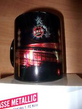 1.FC Köln Kaffeetasse Metallic - Neuheit