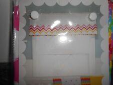"Wholesale Lot of 12  MiGi Rainbow Window Valances 15"" H X 44"" L"