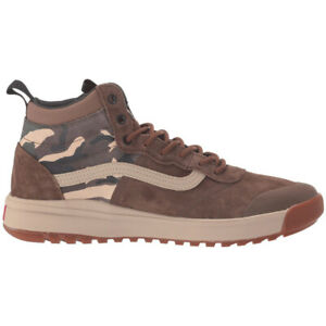 "Vans ""Ultrarange HI DL MTE"" Sneakers (Dark Earth/Nomad Camo) Athletic Shoes"