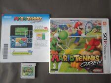 MARIO TENNIS OPEN ( 3DS - NINTENDO ) COMPLET