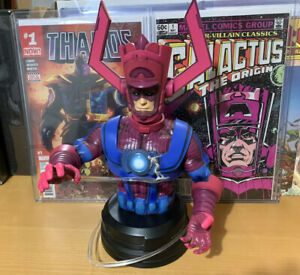 Galactus 2013 SDCC Exclusive Bust Gentle Giant Marvel  Avengers Limited 393/800