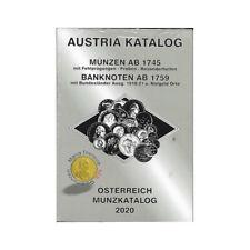 Austria Netto Katalog Münzkatalog 2020 Neu   Eiamaya