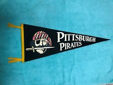 1950 PITTSBURGH PIRATES FULL SIZE PENNANT