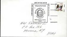 US Bicentennial Cover, yale station