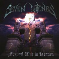 Seven Witches Second war in heaven (1999) [CD]