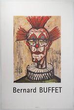[AFFICHE D'ART] Bernard BUFFET : Clown #Atelier Geronis