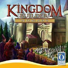 Queen Games - Kingdom Builder - Nomads expansion (New)