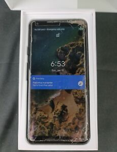 Google Pixel 2 XL - 64GB - Black (Unlocked) With Original Box Used GSM