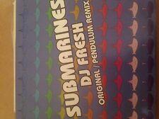 """DJ Fresh-Submarines 12"""" Drum and Bass Vinyl Orig/Pendulum Remix Breakbeat Kaos"""
