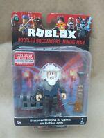 ROBLOX Bootleg Buccaneers Mining Man. (New / Sealed)