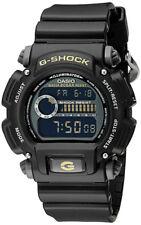 Casio Men's G-Shock Black Multi-Function 200M Military Watch DW9052-1C