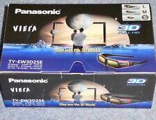 Panasonic TY-EW3D2SE 3D Glasses New