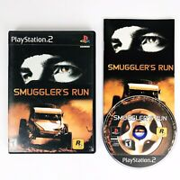 Smuggler's Run (Sony PlayStation 2, 2002) Complete