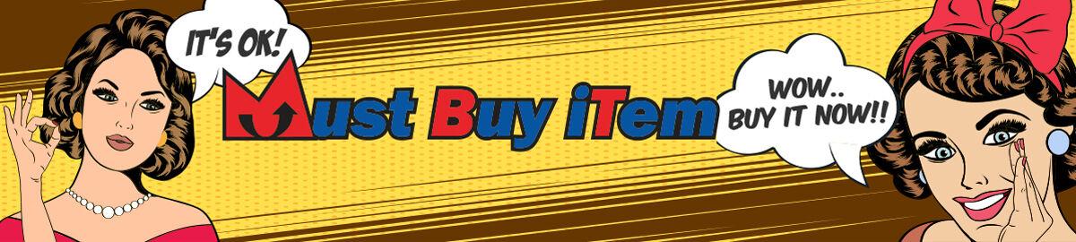Must Buy iTem Shop