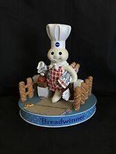 Pillsbury Doughboy Breadwinner Figurine From The Danberry Mint Number 0849