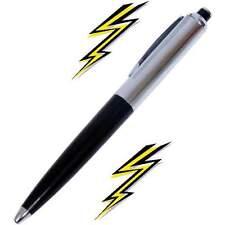 Electric Shock Pen Toy Utility Gadget Gag Joke Funny Prank Trick Novelty Gift CI