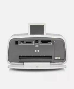 HP Photosmart A712 Digital Photo Inkjet Printer in Carrying Bag!