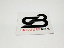 CREATURE BOY VINYL STICKER - STREET ART - PEGATINA - 7x7cm