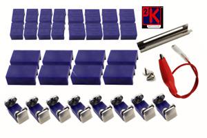 DCC Concepts DCM-RRA8 - Loco Testing Rolling Road (Multi Gauge N-00) 8 Axle Kit
