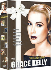 GRACE KELLY COLLECTION (6 Disk) DVD NEW