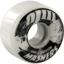 OJ Roues - Gregson Mashers - Filmer Roues Stakeboard - 56mm/87a Clé Cadre