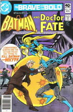 Brave and the Bold Comic Book #156 Batman and Doctor Fate Dc 1979 Very Fine-