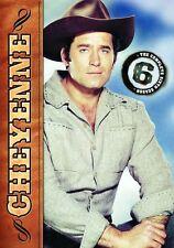 CHEYENNE: COMPLETE SIXTH SEASON 6 - (Clint Walker) Region Free DVD - Sealed
