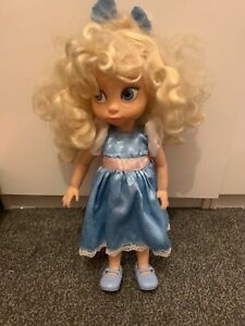 Disney Animators Collection Cinderella Doll with Shoes