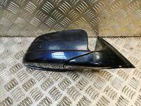 BMW Specchietto Laterale Completo IN Blu (Destro) 5 Serie F10 F11 ( Rhd ) Vera