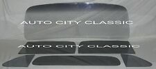 Glass Ford Pickup Truck 1948 1949 1950 Windshield Vent Door Back Grey