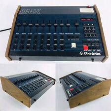 "Vintage 80s Oberheim DMX Drum Machine ""Serviced by Electrongate"""