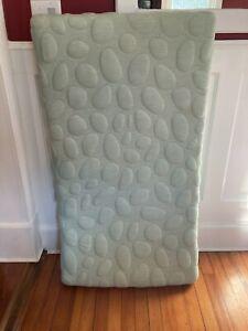 Nook Sleep Systems Pure Organic Crib Mattress w/ Breathe-Thru Pebble cover