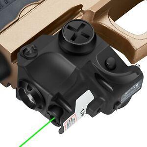 Tactical Green Laser dot Sight Light Flashlight laser combo for Pistol Handgun