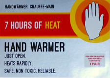 Mycoal  Handwarmer Winter Multi Pack. 10 - 40 pairs. Use in pocket or gloves.