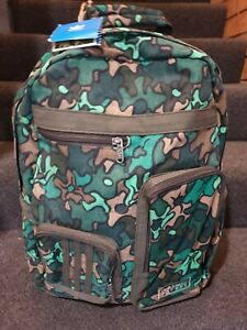 Adidas Originals Safety Collection Green CAMO 2008 Yeezy Skate Backpack NEW!