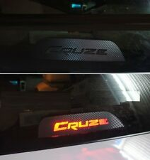 "189- CZR Cruze Chevrolet Sticker for REAR BACK Brake Light with ""CRUZE"" Logo NEW"