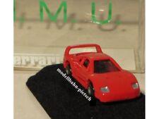 IMU 12006  Ferrari F40  rot  , 1:160, Spur N !,  neu, OVP,  i.m.u.