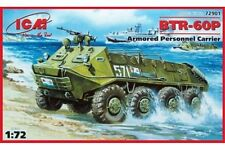 ICM 72901 1/72 BTR-60P Armored Personnel Carrier