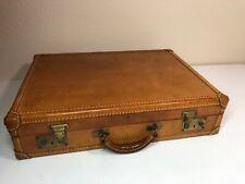 Vintage Original Hartmann Leather Briefcase