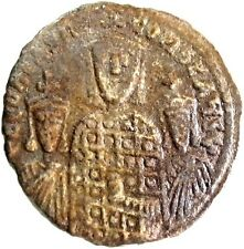 Impero BIZANTINO (BASILIO I) Follis-Costantinople