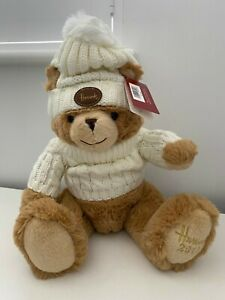 Harrods 2019 Annual Foot Dated Christmas Bear (Joshua) - Excellent Condition!