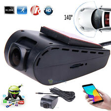 HD 1080P Hidden USB Car DVR Vehicle Camera Video Recorder Dash Cam Night Vision
