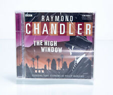 The High Window (BBC Audio) by Raymond Chandler | Audio CD Book | 9781408427668
