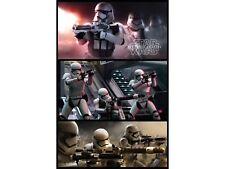 Poster - Star Wars - VII Stormtrooper Panel - 61 x 91 cm - Pyramid International